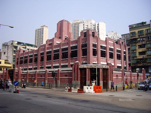 Almirante Lacerda Municipal Market (Red Market)