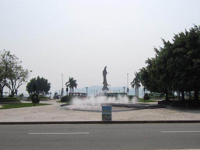 Dr. Carlos d'Assumpção Park Square