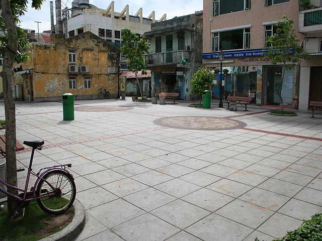 Maia de Magalhães Square