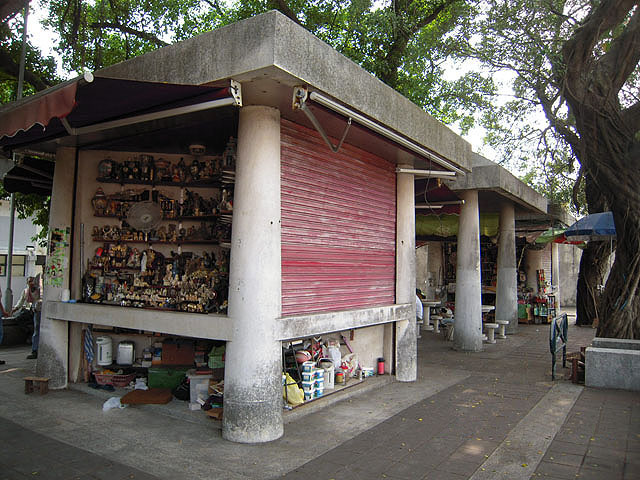 Hawker Area at Penha Hill