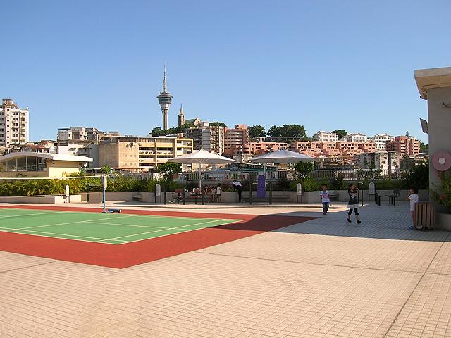 S. Lourenço Activity Centre  (Temporarily closed)