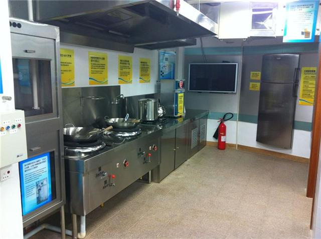 Food Premises Facilities and Food Safety Information Showroom
