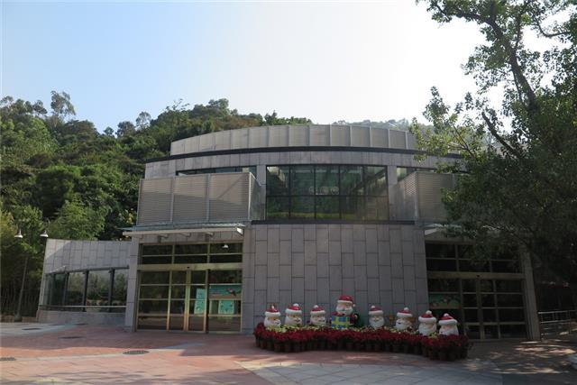 珍稀动物馆
