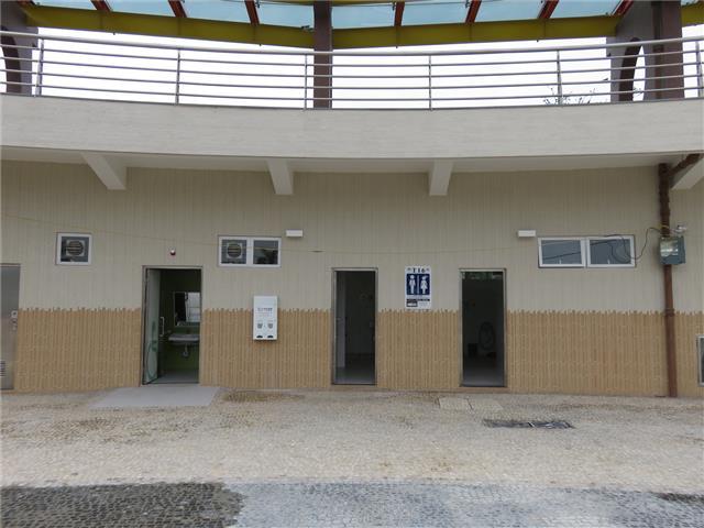 T16 Public toilet in the leisure area in Avenida do Oceano, Taipa