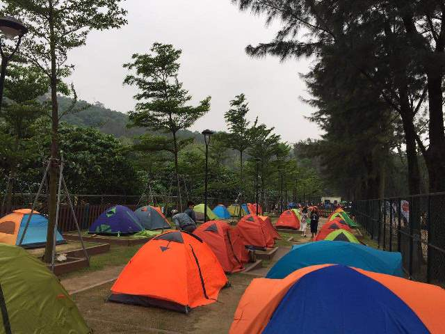 Hac Sá Beach Campsite (Temporarily closed)