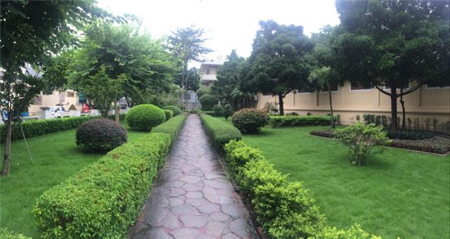 Municipal Kennel Garden