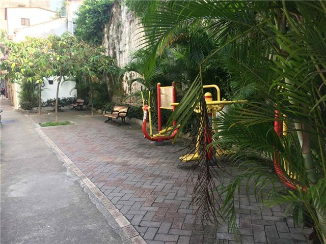 Leisure Area in Rua de Tomás Vieira