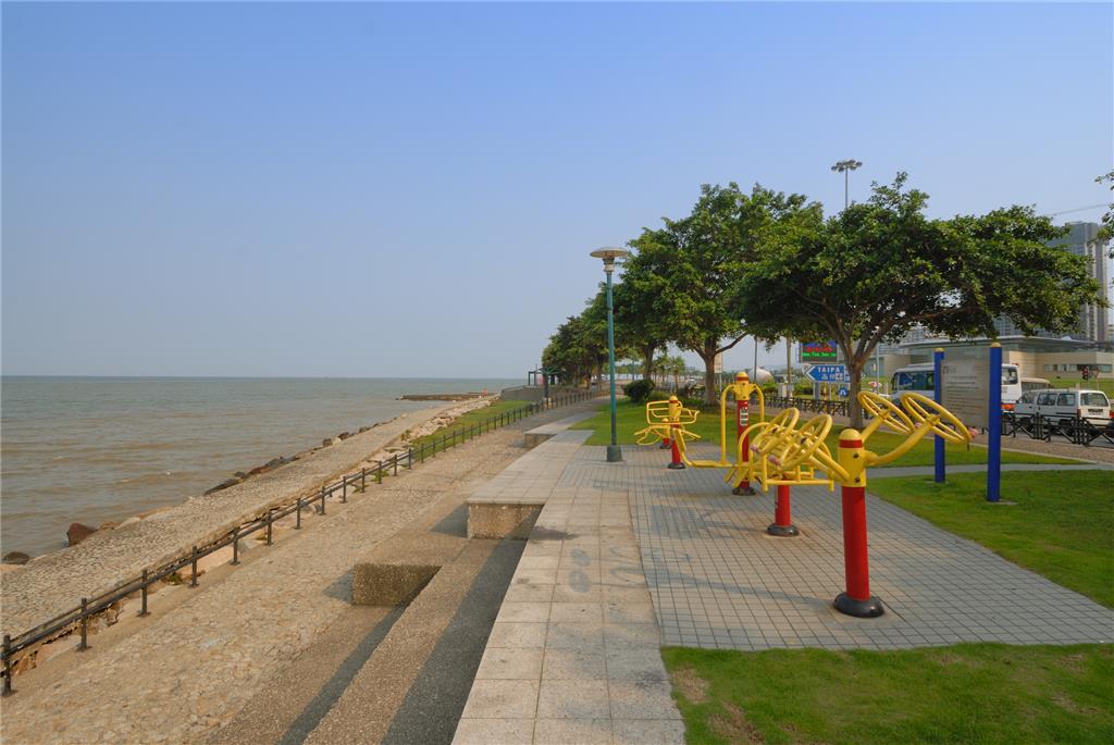 Marginal da Areia Preta Park