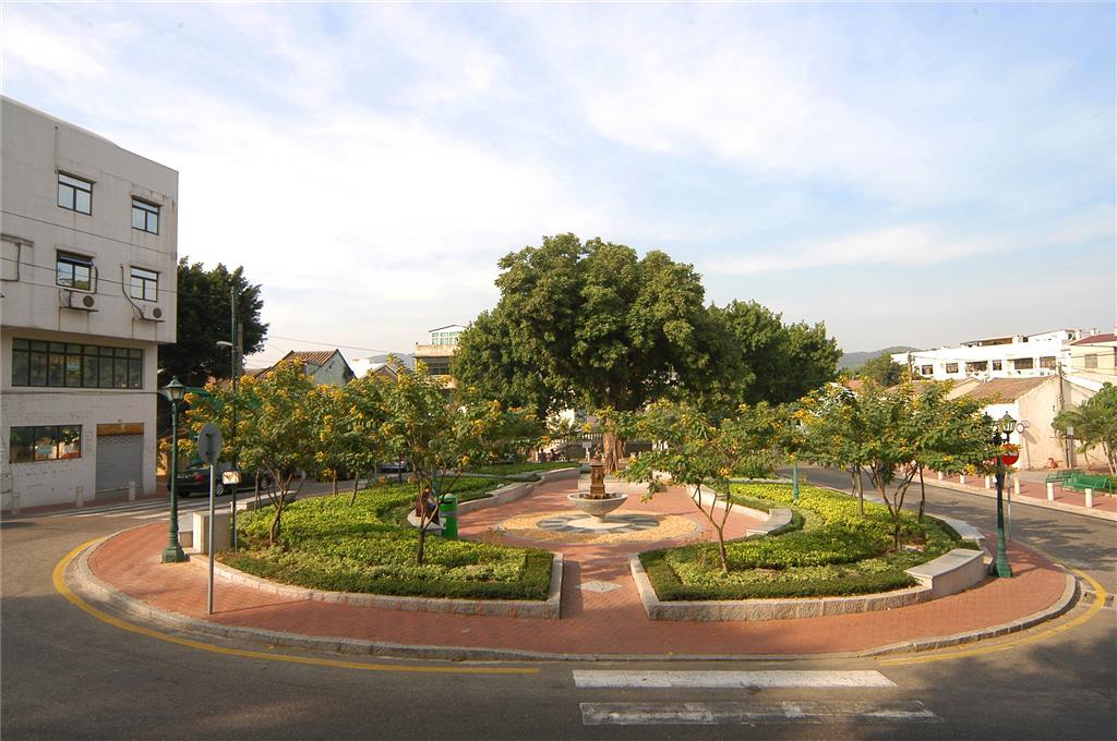Ramalho Eanes Garden