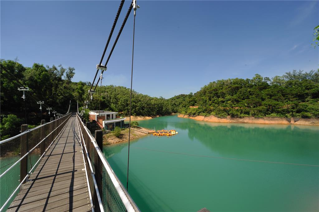 Hac Sá Reservoir Natural Park