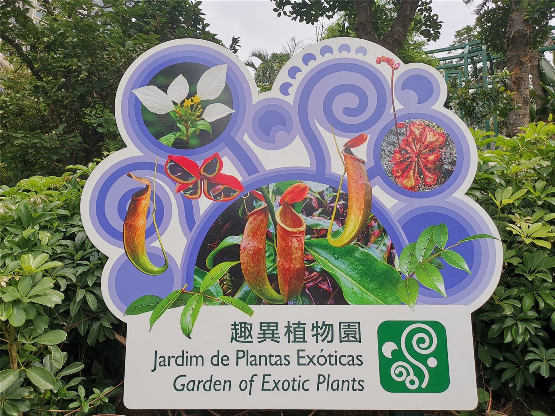 Garden of Exotic Plants