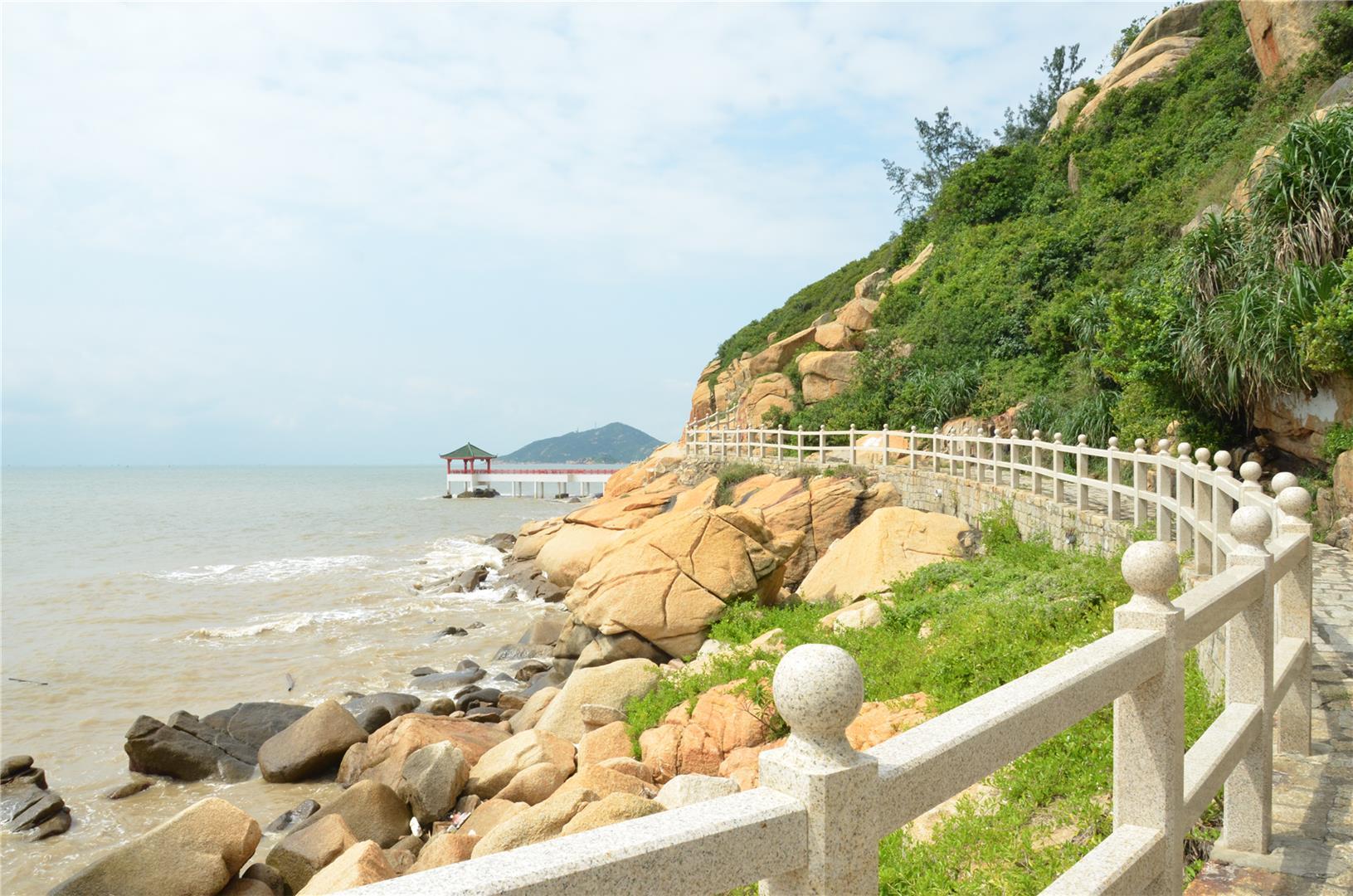 Hac Sá Long Chao Kok Coastal Trail