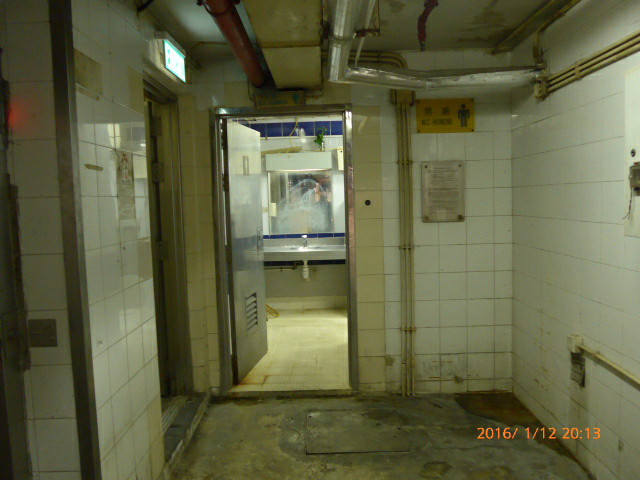 MM10 Mercado de S. Domingos Municipal Complex/basement 2