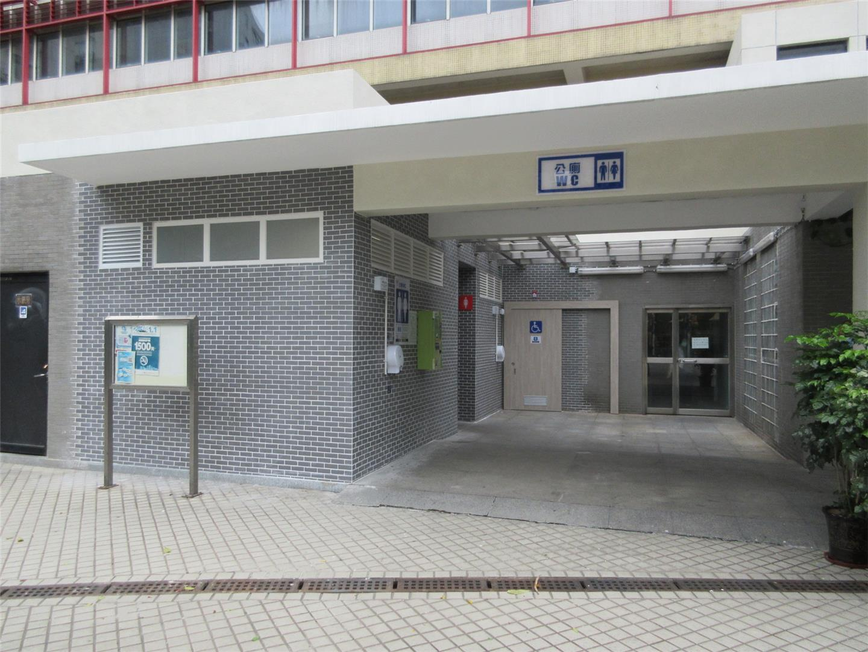 M8 Public toilet at Iao Hon Market Garden