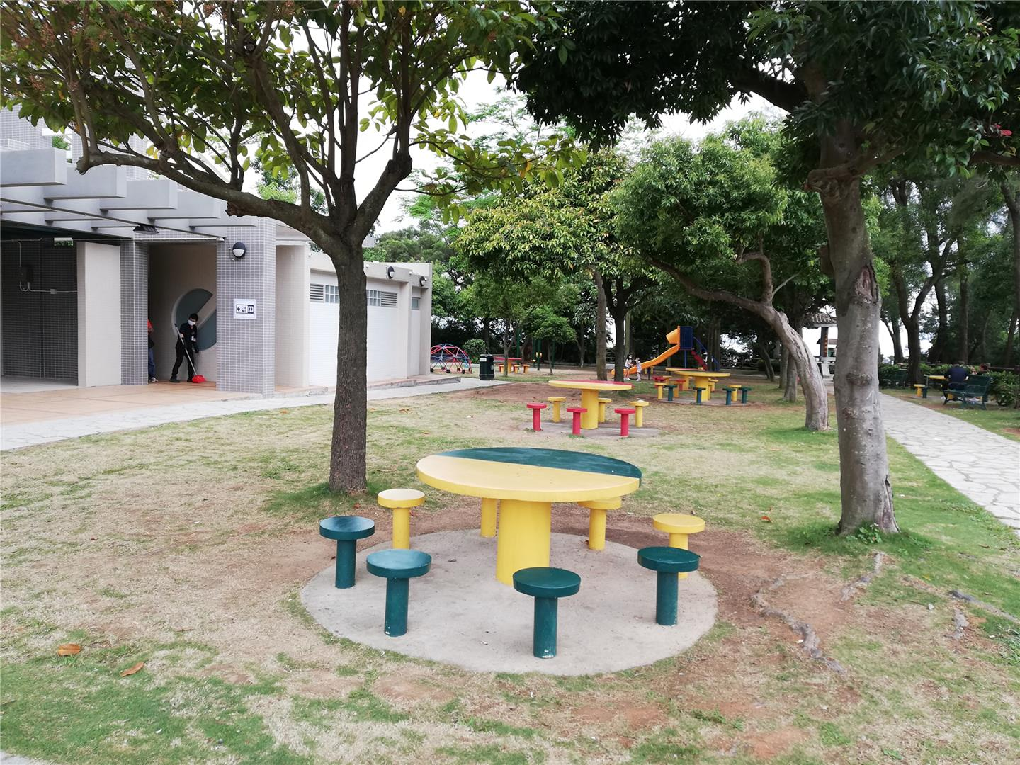 Coloane Height Park