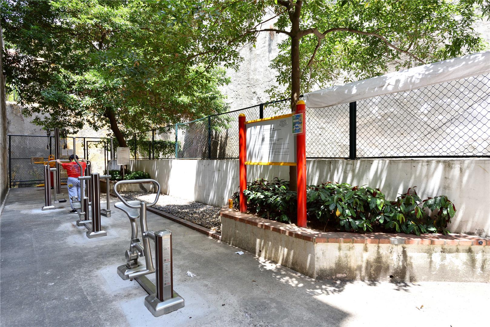 Temporary Leisure Area in Travessa de Chan Loc