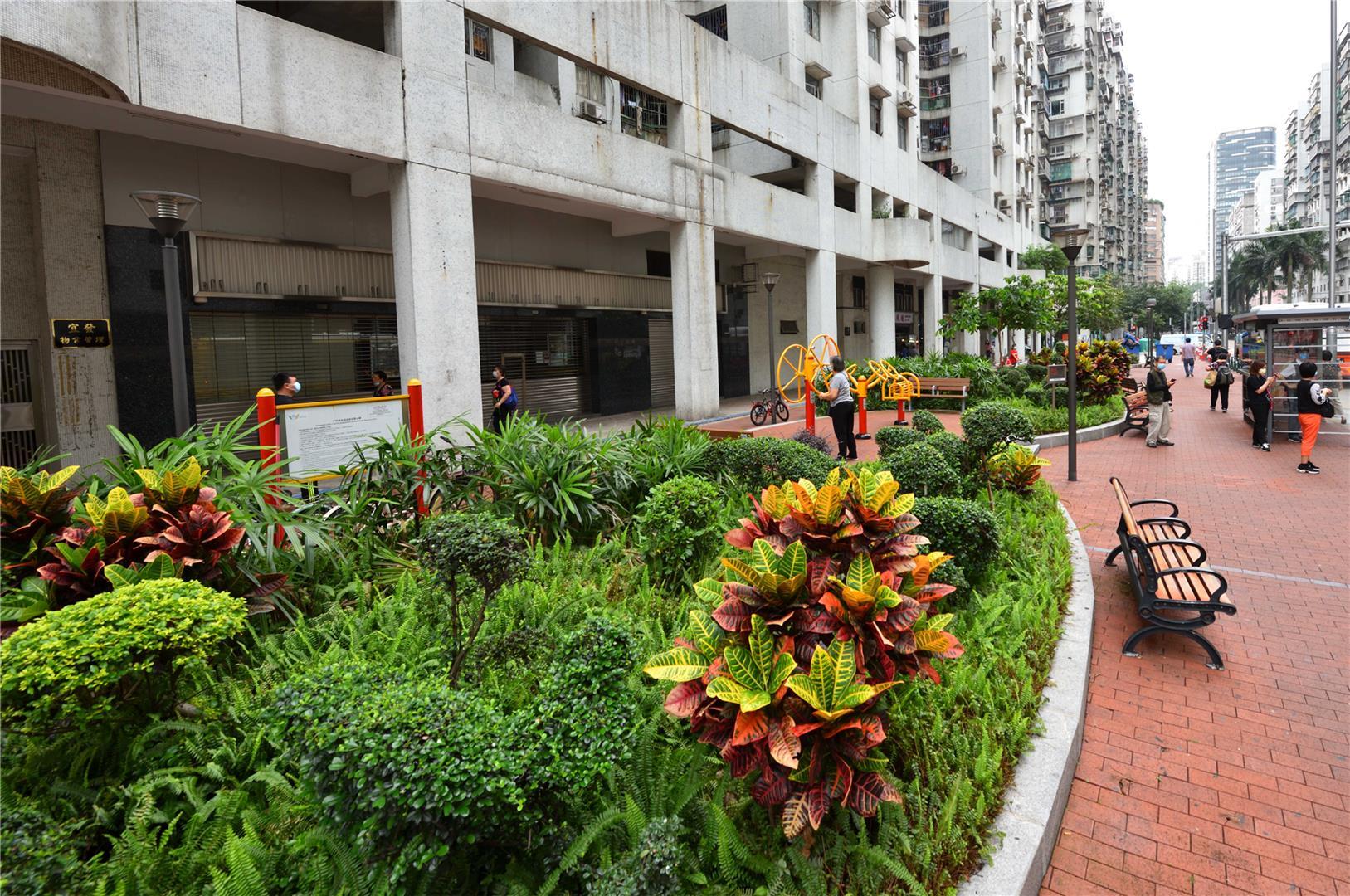 Leisure Area in Avenida do Nordeste