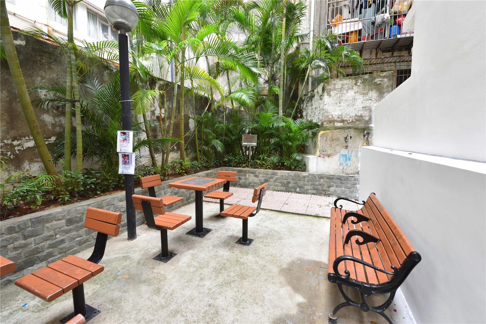 Temporary Leisure Area in Rua de Inácio Baptista