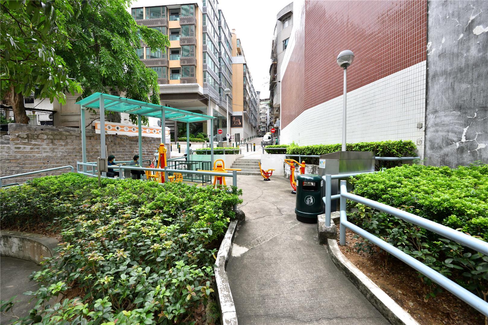 Temporary Leisure Area in Calçada do Bom Jesus