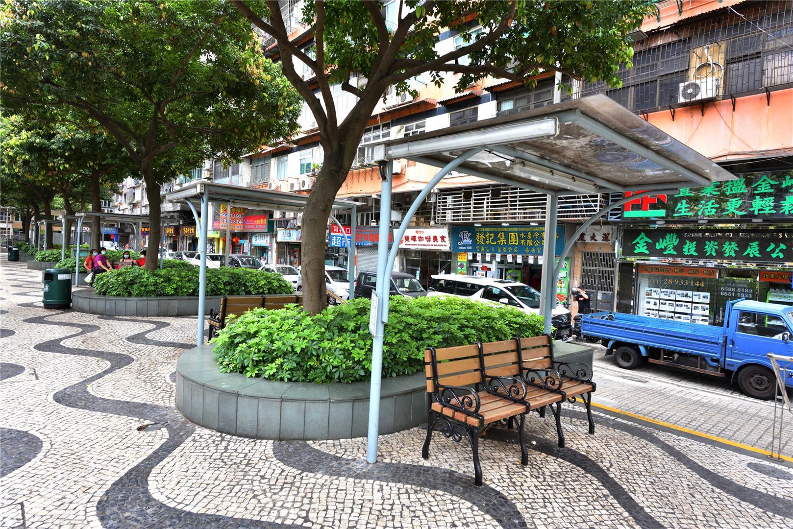Leisure Area in Praça de Ponte e Horta