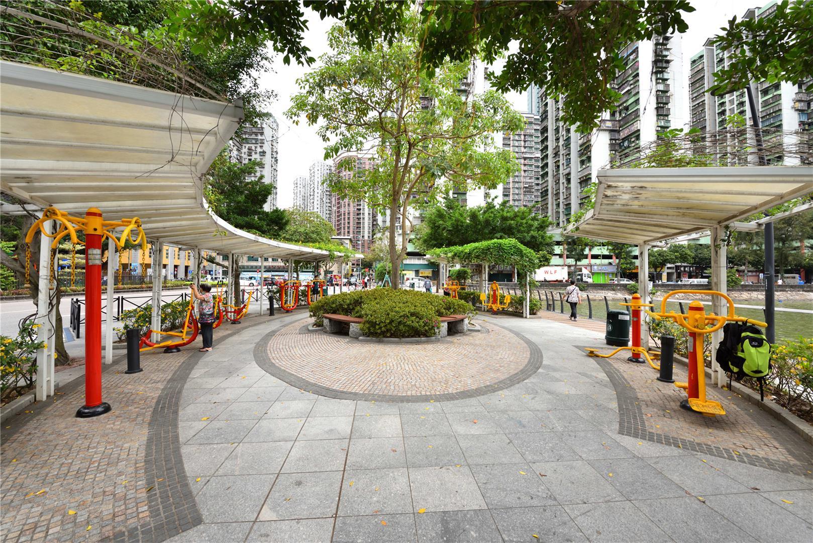 Leisure Area in Baía Norte do Fai Chi Kei
