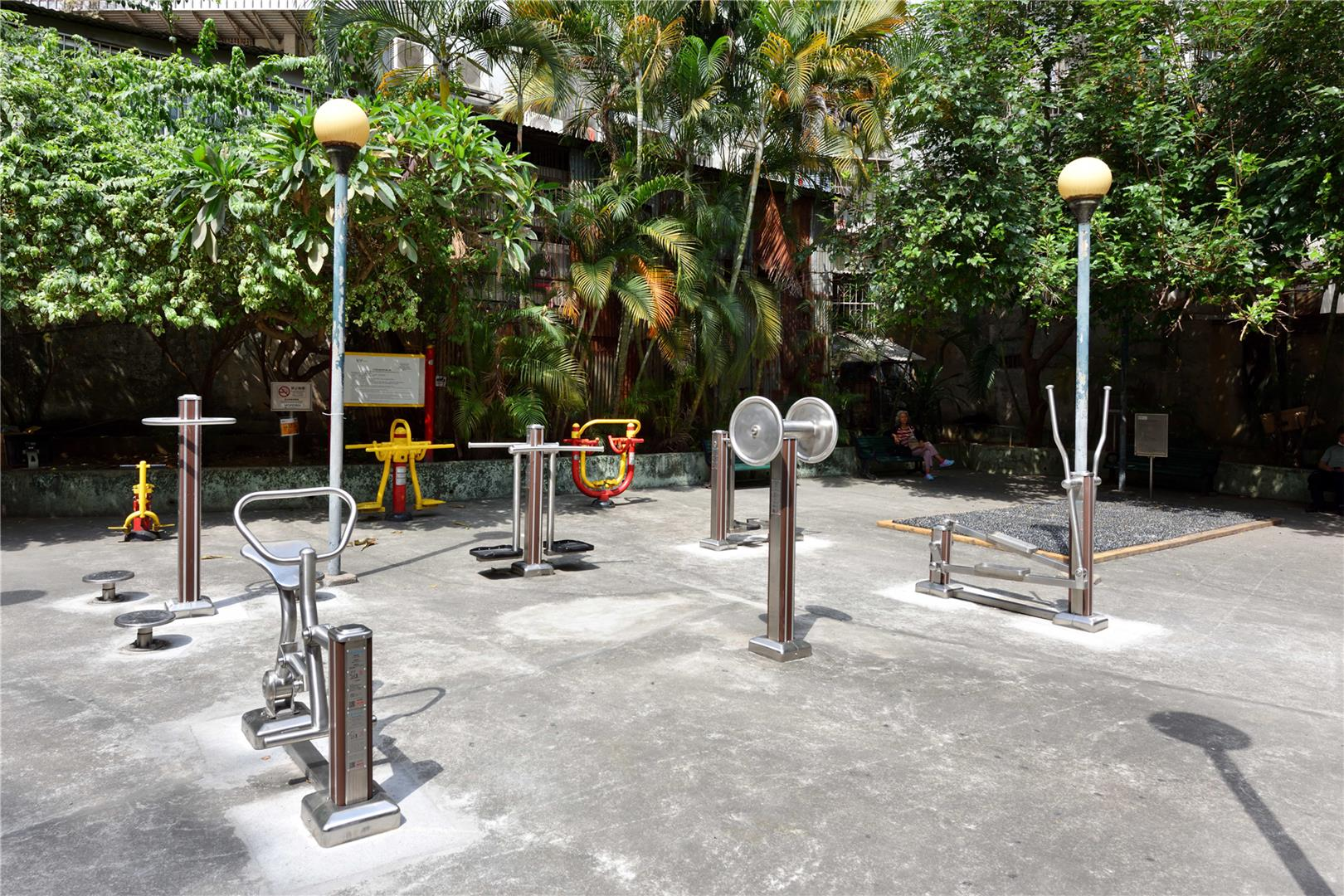 Temporary Leisure Area in Beco do Cavalo