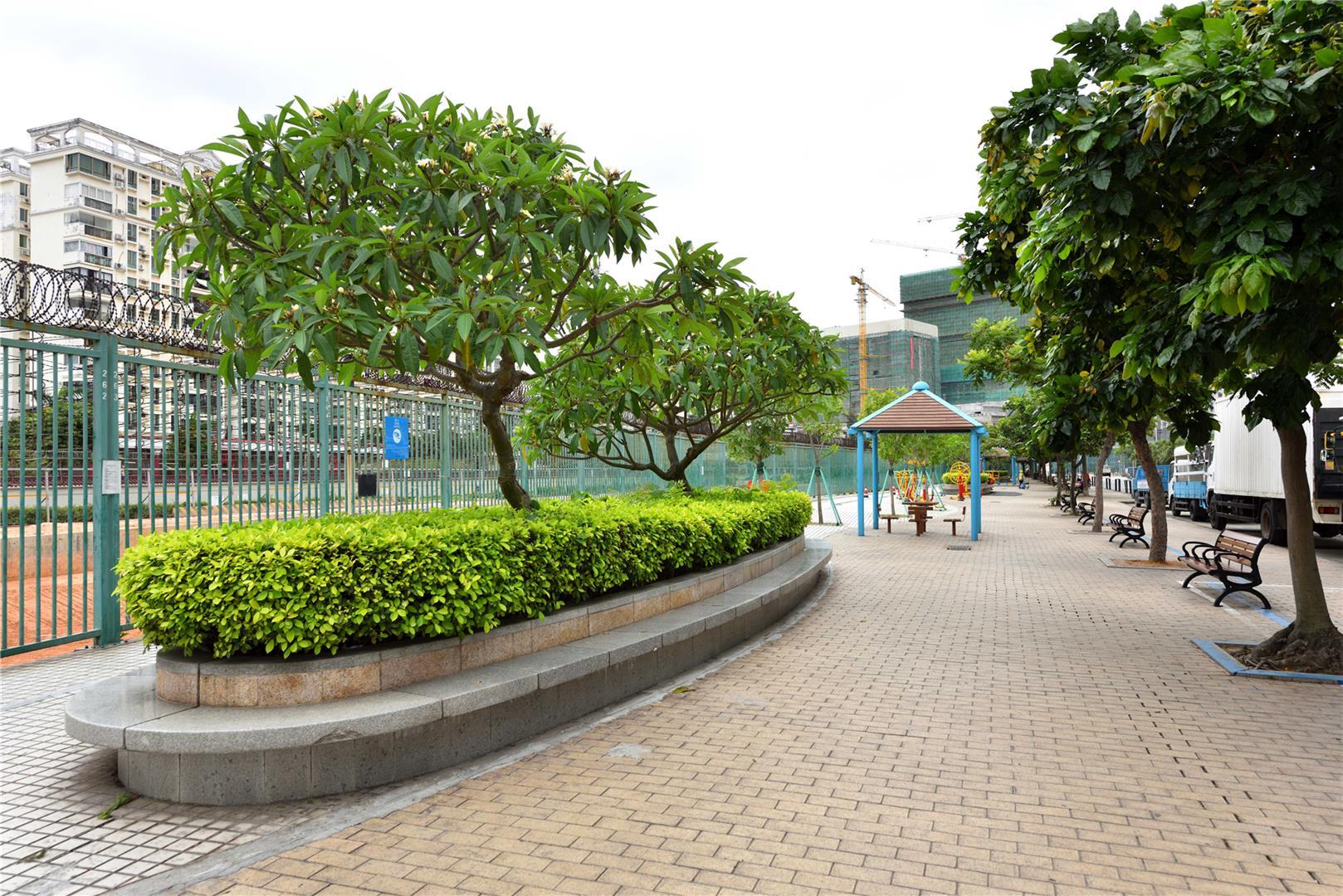 Leisure Area in Estrada Marginal da Ilha Verde