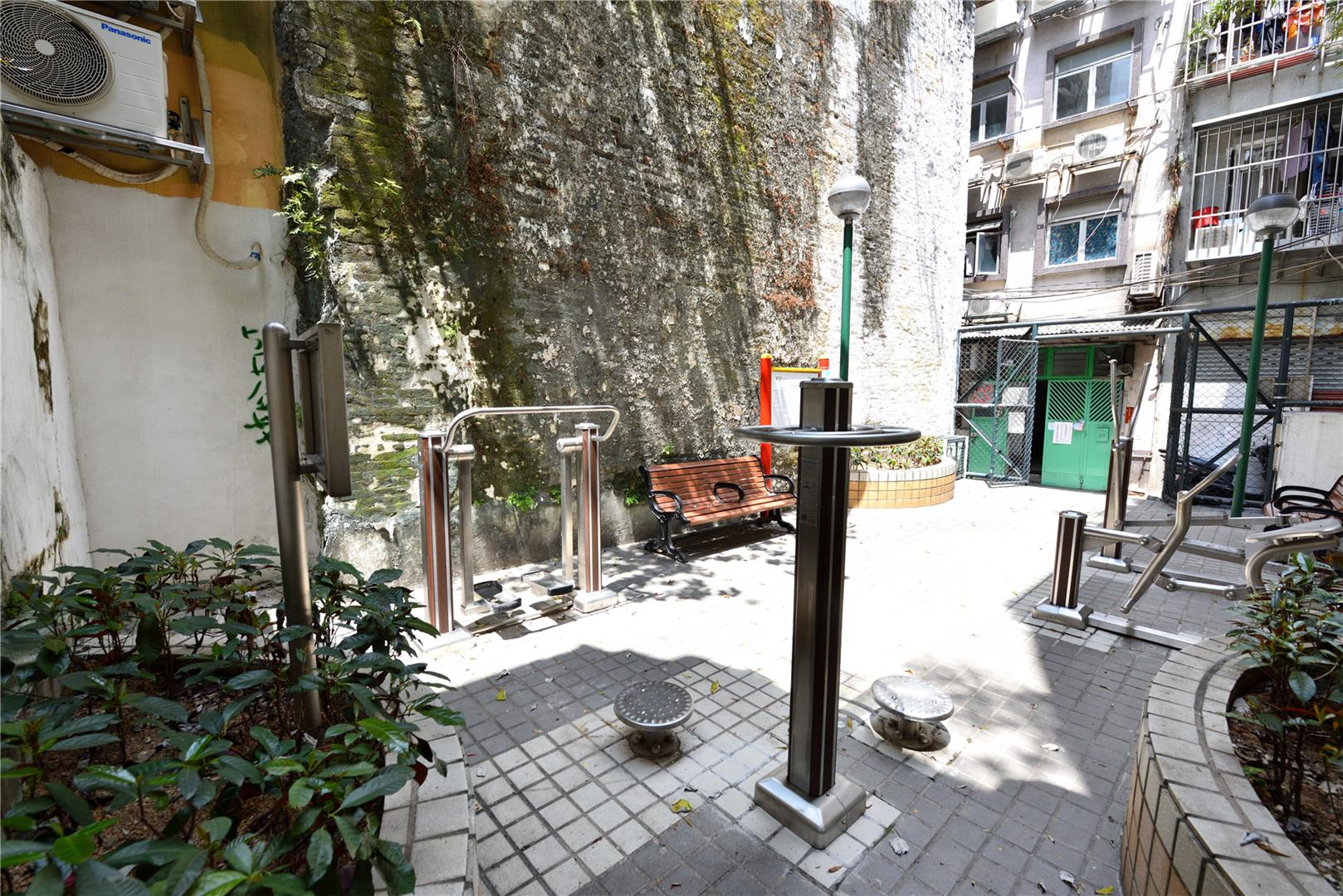 Leisure Area in Beco dos Cotovelos