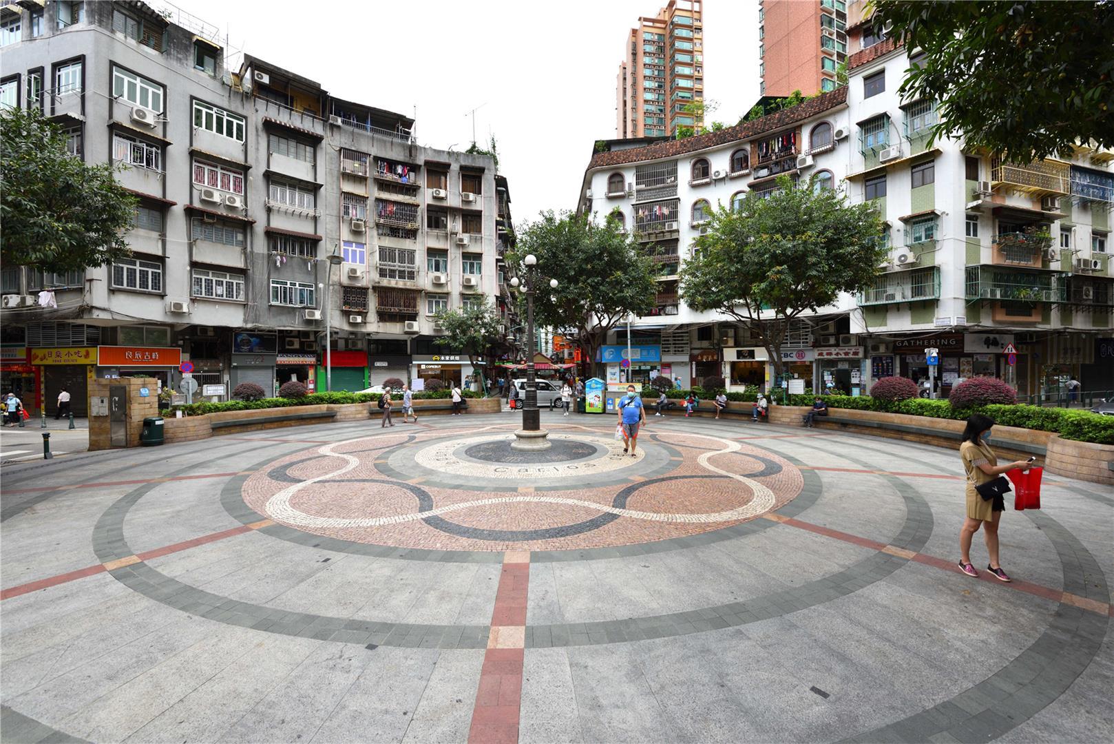 Rotunda de Carlos da Maia