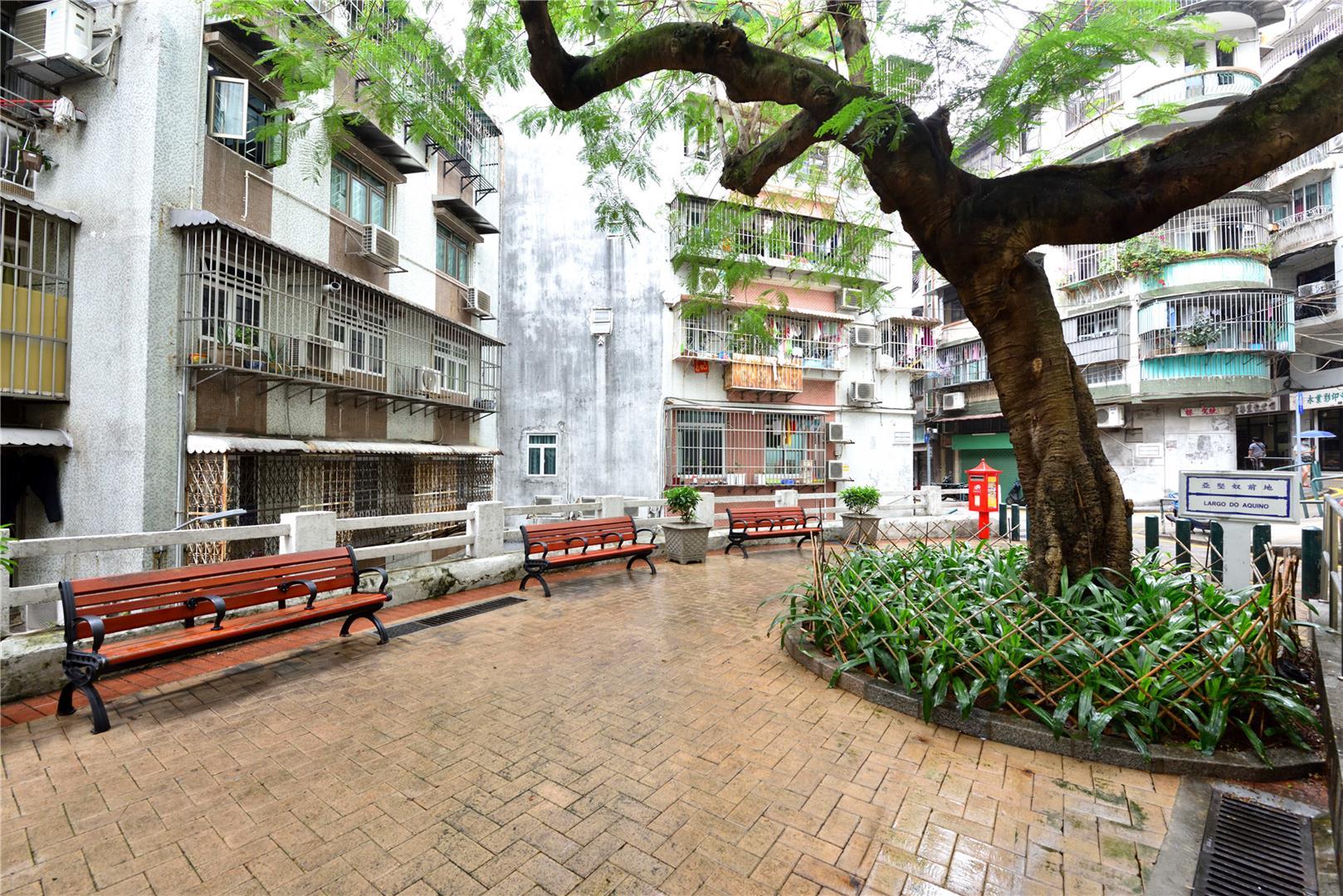 Leisure Area in Largo do Aquino