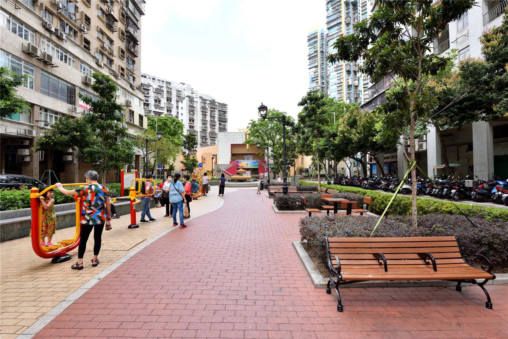 Leisure Area of Edif. de Alameda da Tranquilidade