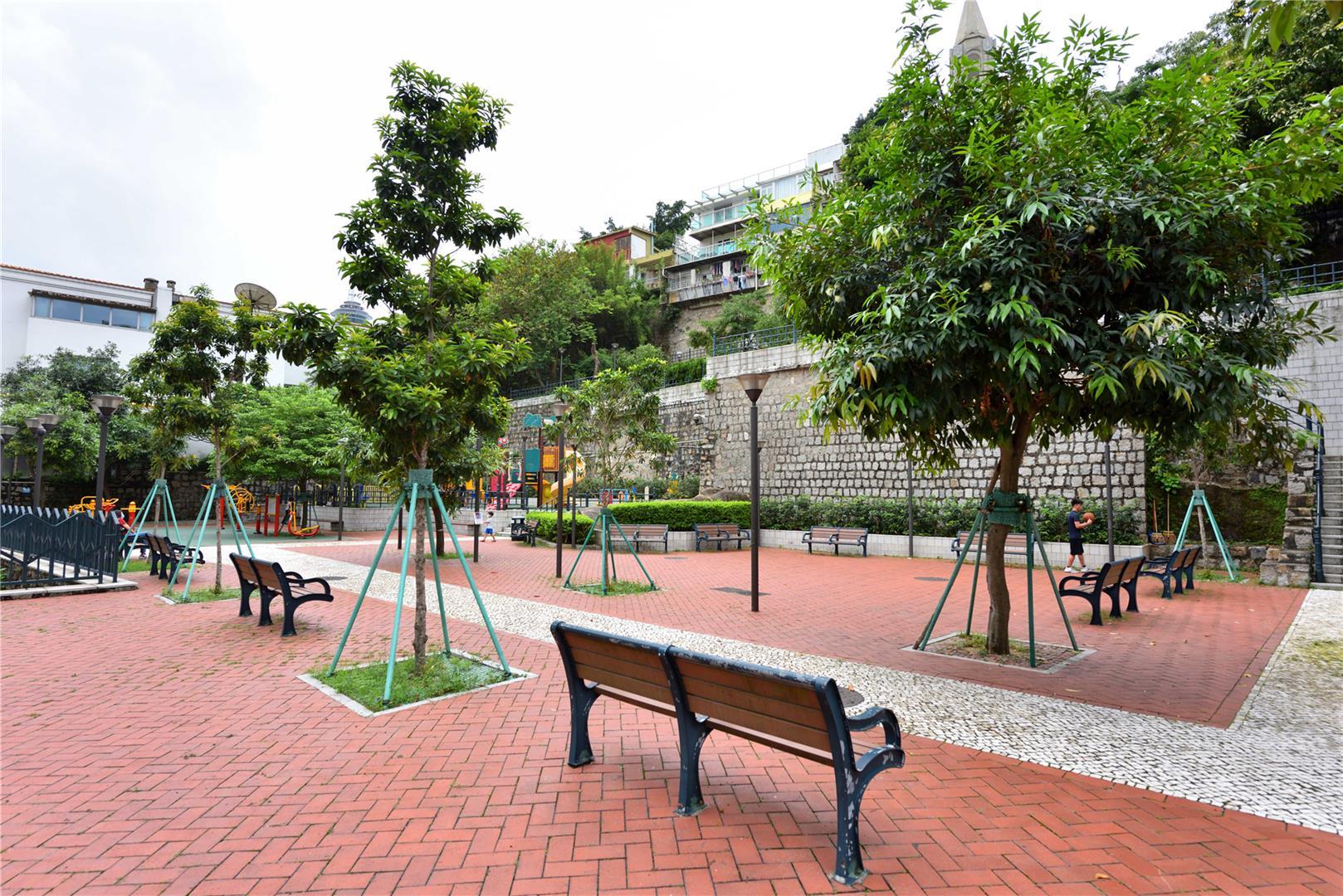 Leisure Area in Rua da Boa Vista
