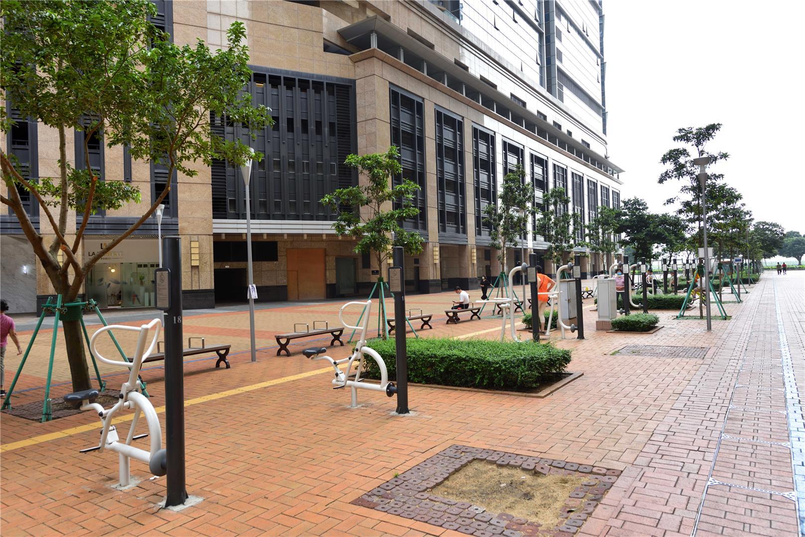 Leisure Area in Rua da Pérola Oriental
