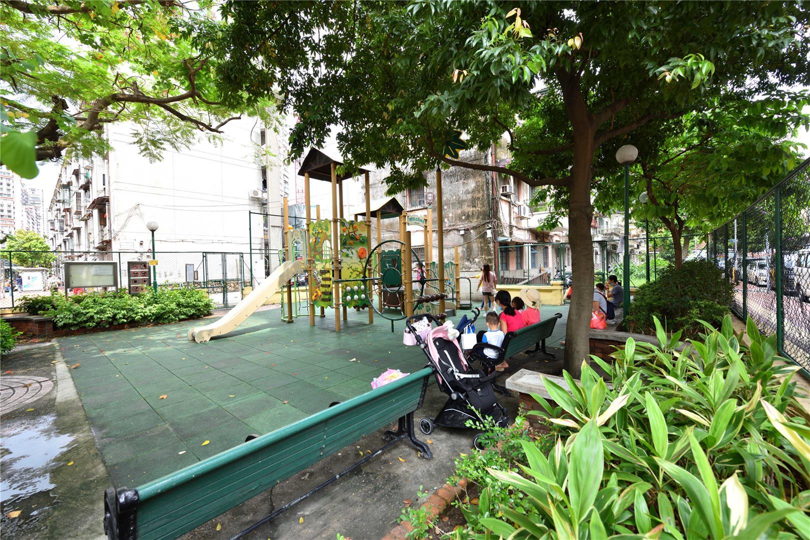Leisure Area in Rua da Missão de Fátima