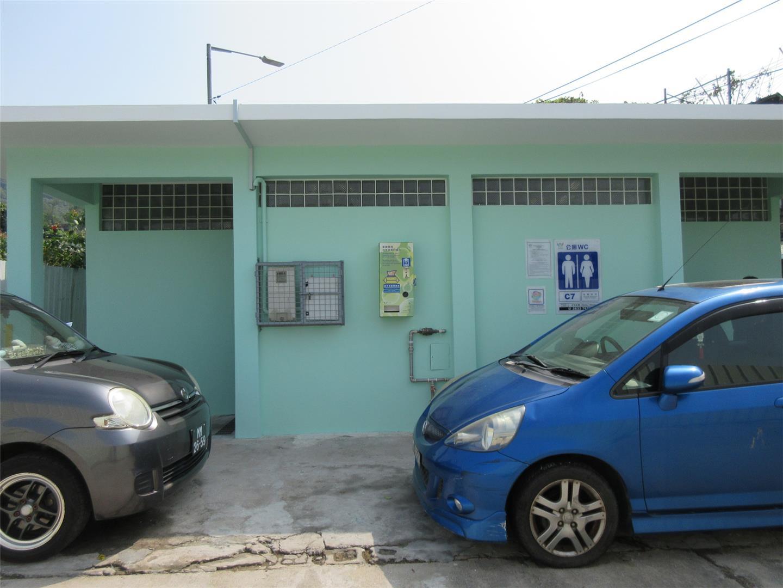 C7 Public toilet at Caminho de Tan Fong