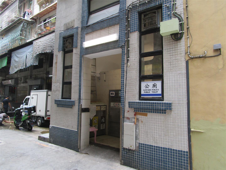 M31 Public toilet at Travessa da Boa Morte