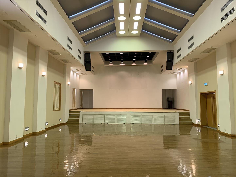 Carmo Hall (Temporarily closed)