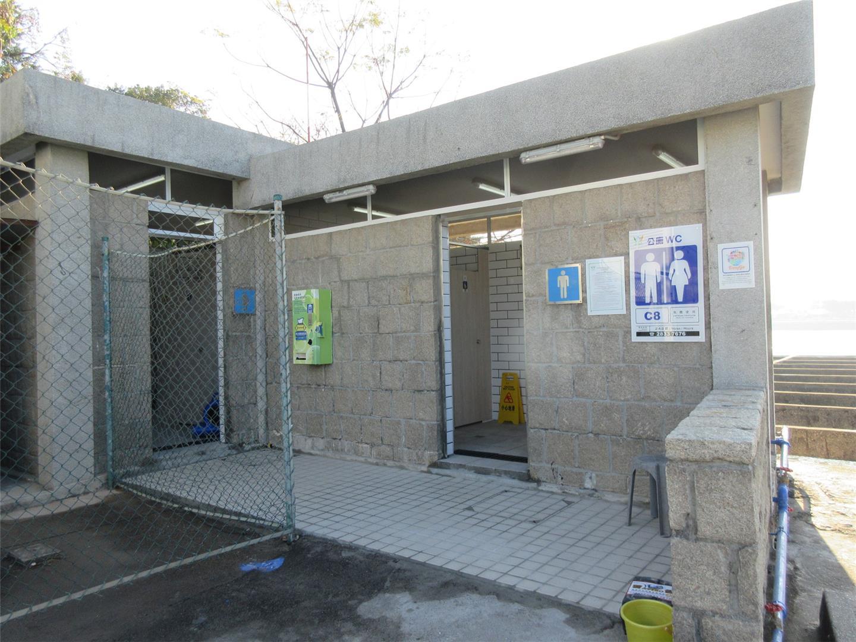 C8 Public toilet at Tam Kong Temple, Coloane