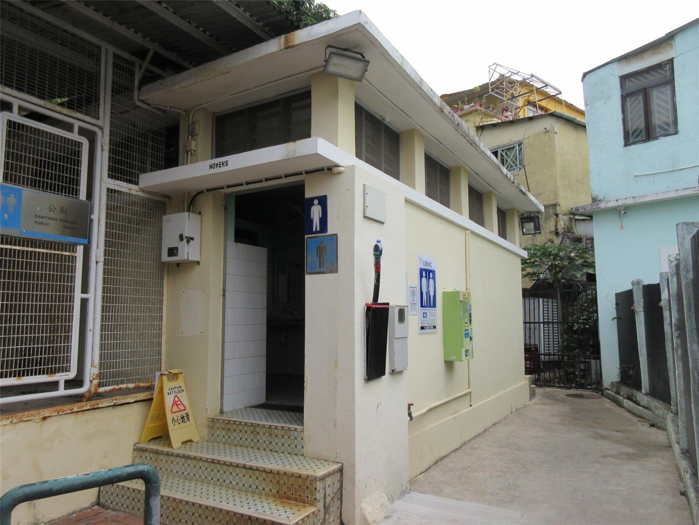 C5 Public toilet at  Rua dos Navegantes