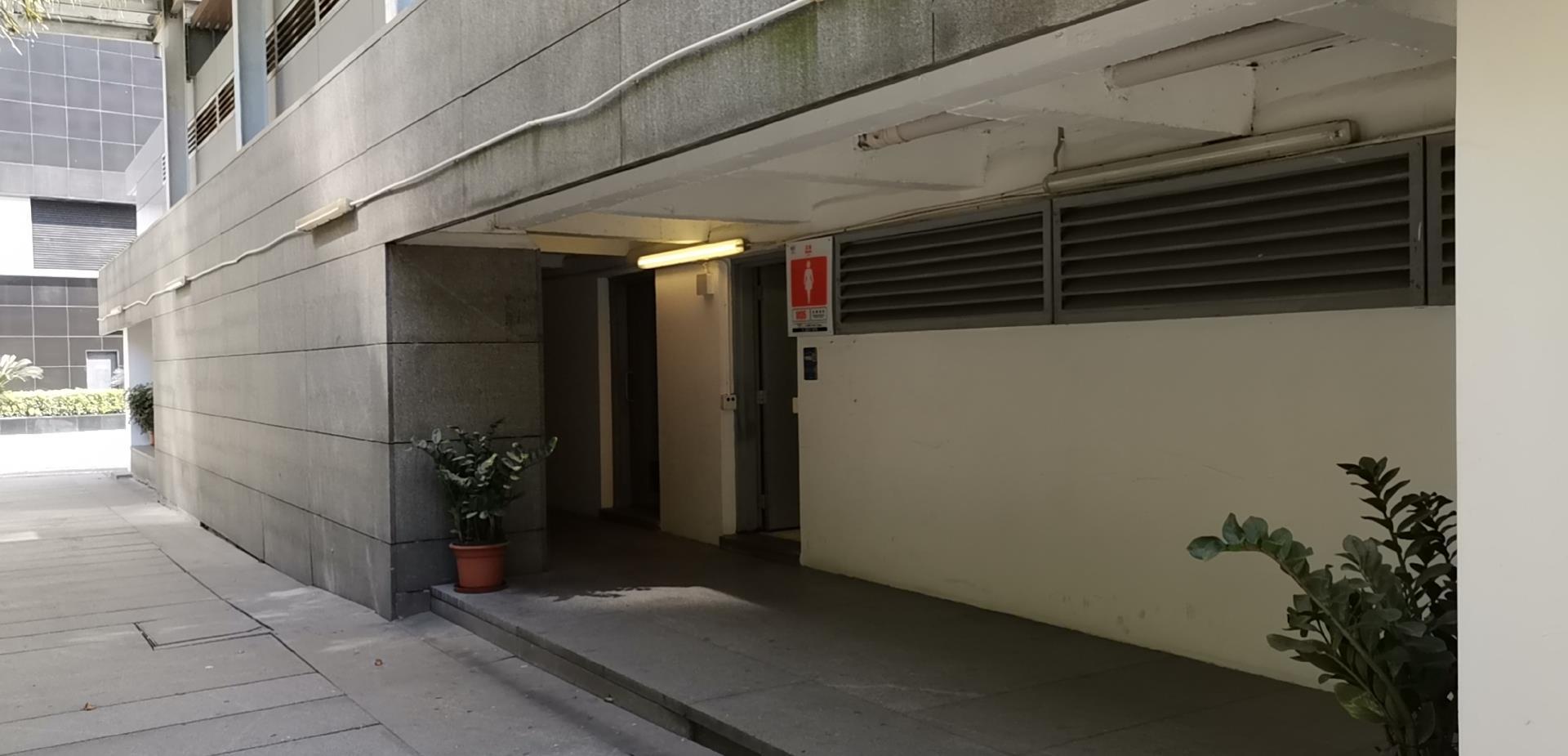 M35Public toilet in CCM Square