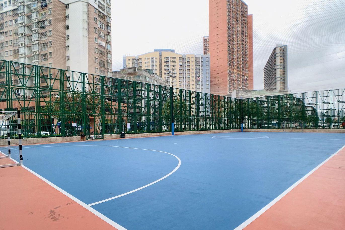 Free Sports Ground in Estrada do Canal dos Patos