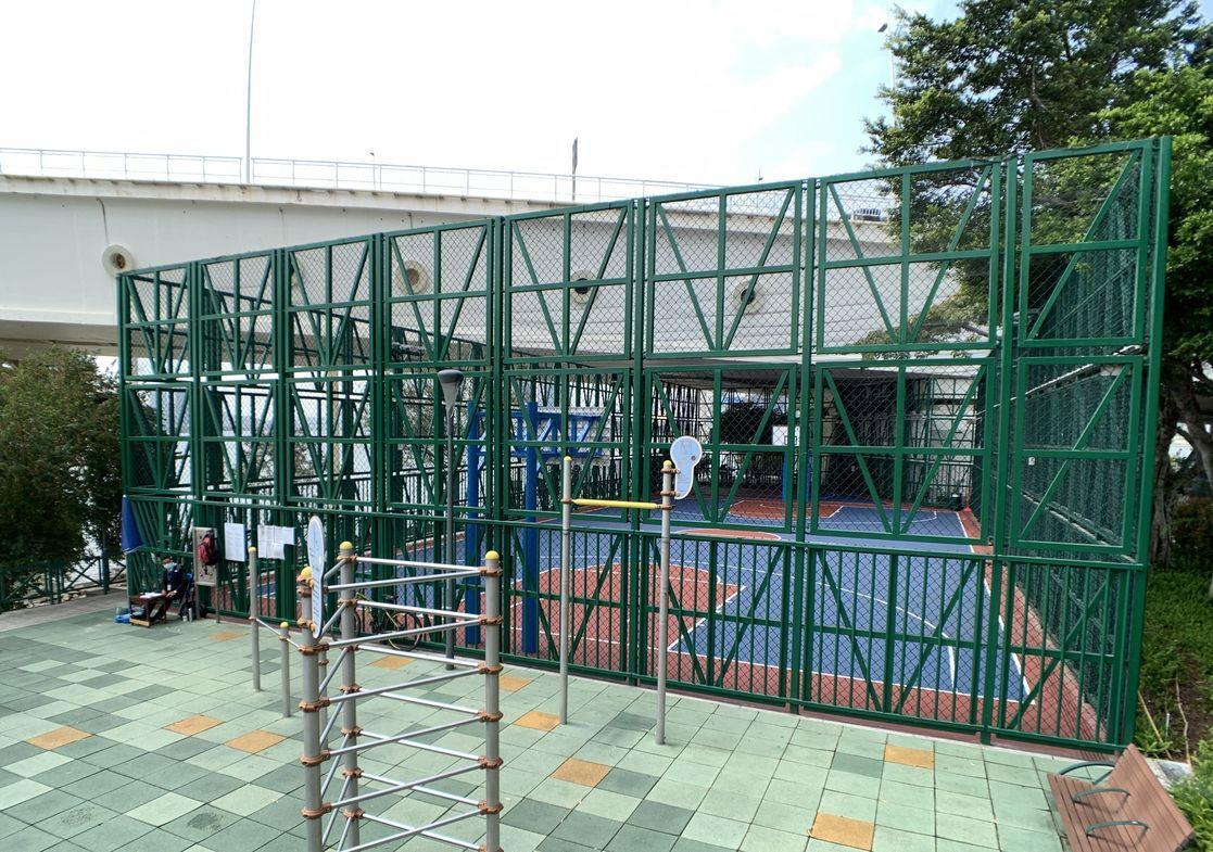 Free Sports Ground in Avenida Panorâmica do Lago Sai Van