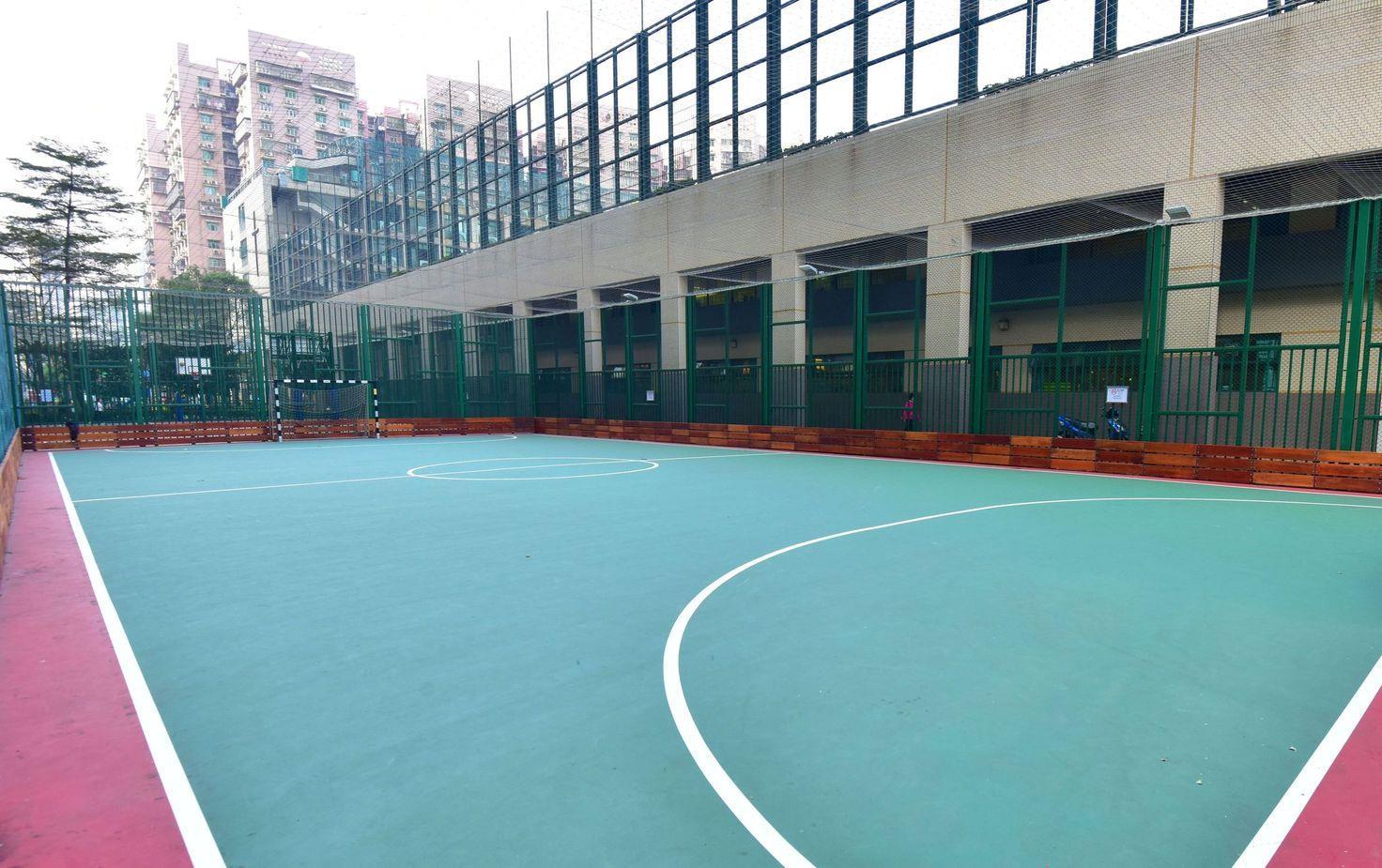 Free Sports Ground in Rua Central da Areia Preta