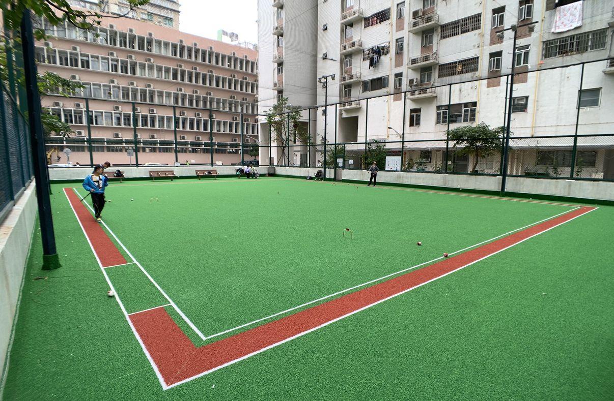 Free Sports Ground of Alameda da Tranquilidade