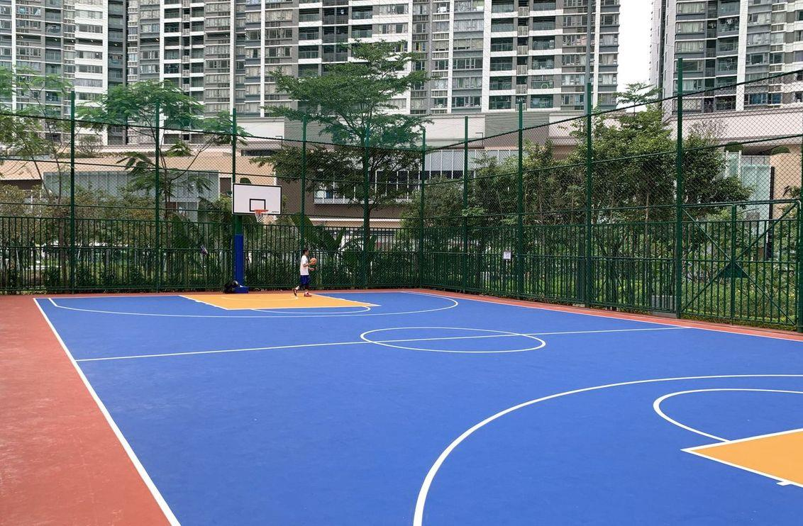Free Sports Ground in Central da Taipa Park