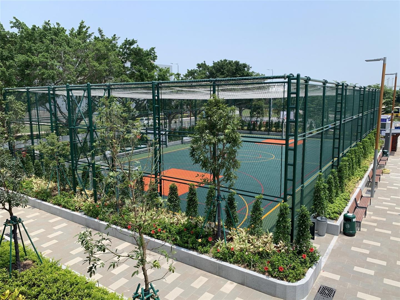 Free Sports Ground near Kun Iam Statue