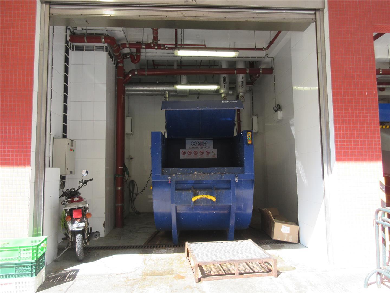 M2 Compacting trash bin Patane Market