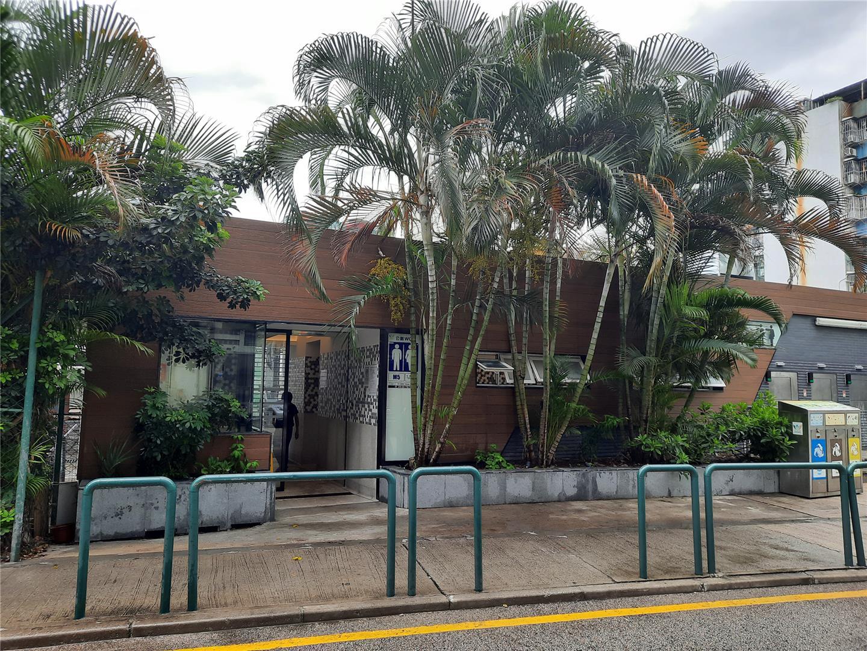 M5 Public Toilet at Estrada Marginal da Ilha Verde (next to the slaughterhouse)