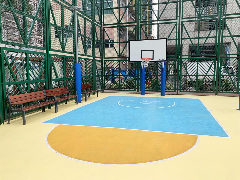 Free Sports Ground in Lam Mau