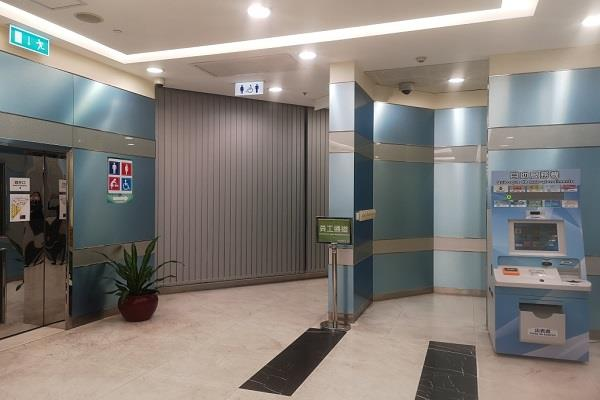 CM06 Macao Government Services Centre (1st floor)